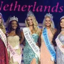 Miss Beauty of the Netherlands '18