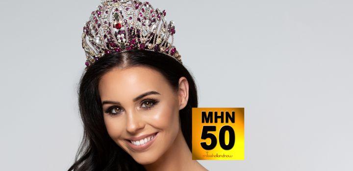 MHN50 nominee Kelly van den Dungen