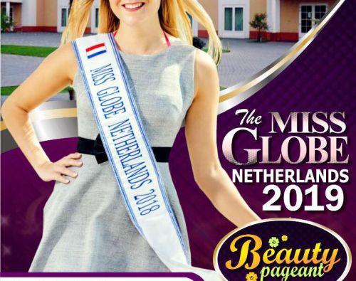 The Miss Globe Netherlands 2019