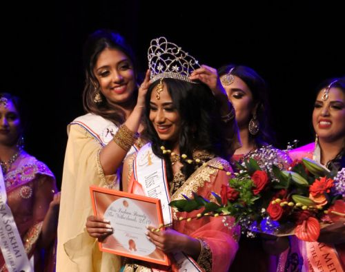Miss Indian Beauty  and Miss Indian Beauty Queen 2019