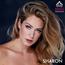 Miss Nederland 2019 is Sharon Pieksma