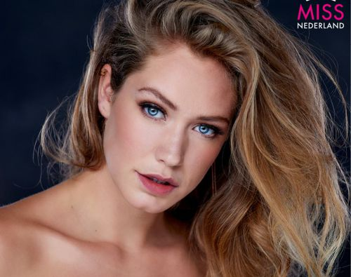 10 questions for Miss Nederland 2019, Sharon Pieksma
