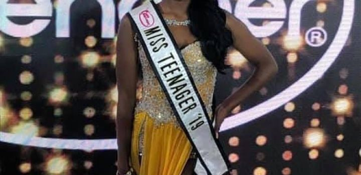 Shanty wins Miss Teenager 2019