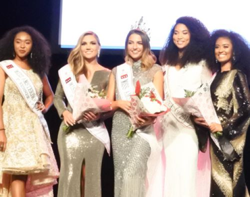Miss Amsterdam 2019 is Rowena van Waveren