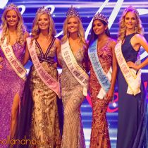 Miss Beauty of The Netherlands '19