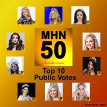 MHN50, Top 10 public votes