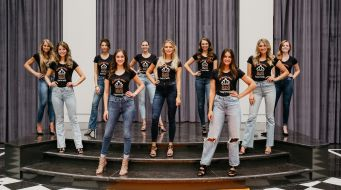 In time of Corona, Miss Nederland 2020