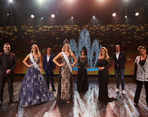 Miss Nederland 2020, Denise Speelman, the Corona finals and no Kim