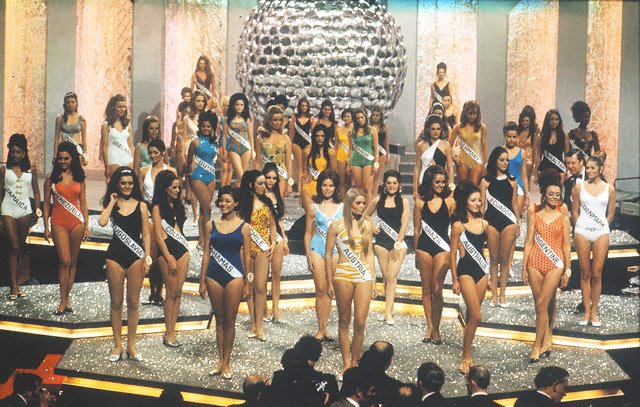 Miss World 1969 Contestants