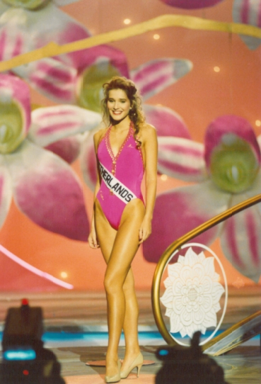 1st Miss Universe >> Miss Universe NL '92 | Miss Holland Now