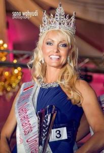 Mrs Netherlands Universe 2015 Sophia